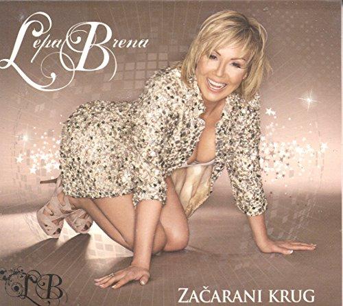 LEPA BRENA - Zacarani krug, Album 2011 (CD)