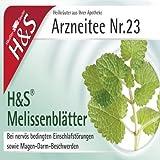 H&S MELISSENTEE 20St Filterbeutel PZN:2070499