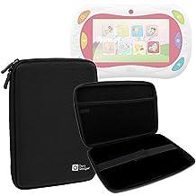 DURAGADGET Funda Tapa Dura Negra Para Gioco Happy Tablet 5710 De Chicco   Para Proteger Su Dispositivo De Golpes - Alta Calidad