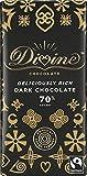 Divine Chocolate 70% Dark Chocolate 100 g