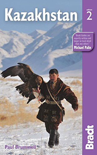 Kazakhstan (Bradt Travel Guides)