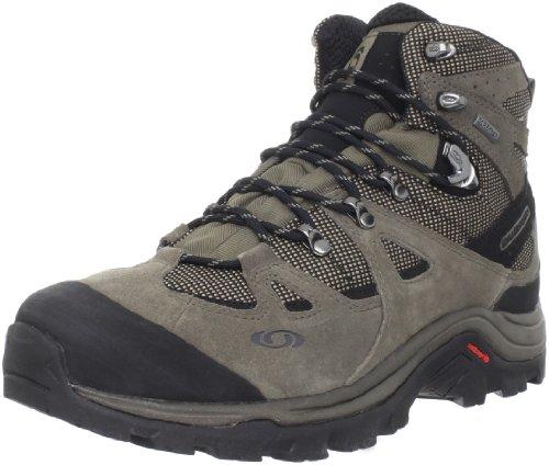 Salomon Discovery GTX 111446, Chaussures de randonnée homme Multicolore-TR-F1-8