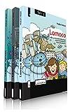 Lomoco - Sammelbox (Teil 1 -3): Die galaktischen Abenteuer eines himmelblauen Haushaltsroboters