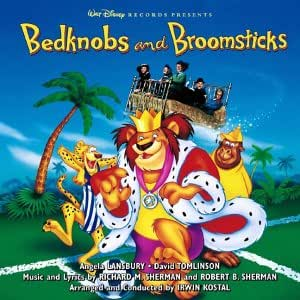 Bedknobs and Broomsticks [Import anglais]