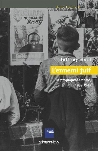 L'Ennemi juif par Jeffrey Herf