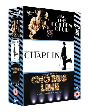 Cotton Club/Chaplin/Chorus Line [UK Import] (Chorus Line A)