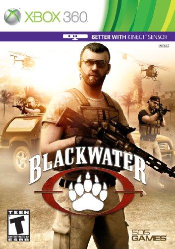 505 Games Blackwater, Xbox 360 Kinect - Juego (Xbox 360 Kinect, Xbox 360, Tirador, Zombie Games)