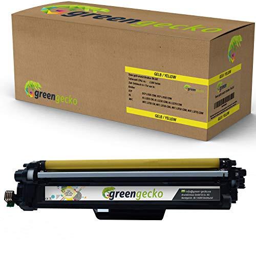 Toner gelb ersetzt Brother TN-247 I Geeignet Für HL-L3210CW HL-L3230CDW HL-L3270CDW DCP-L3510CDW DCP-L3550CDW MFC-L3710CW MFC-L3730CDN MFC-L3750CDW MFC-L3770CDW I Druckerpatrone Yellow mit Chip - 3550 Serie Yellow Toner