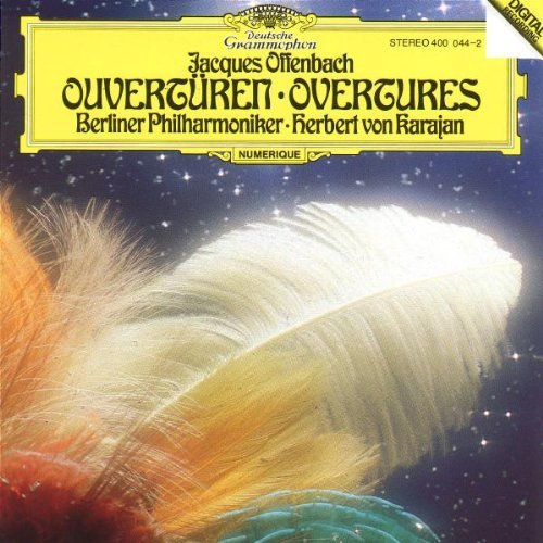 Ouvertures -Offenbach