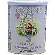 Nannycare Nanny Goat Milk Growing Up Nutrition 400 G