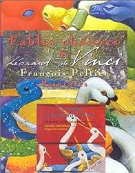 Fables choisies de Léonard de Vinci (1 livre + 1 CD audio)