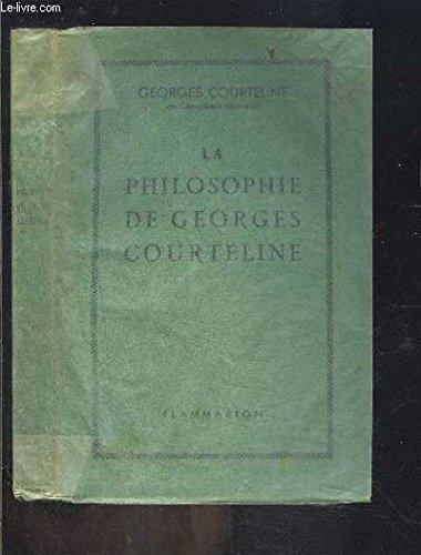 Courteline georges - La philosophie de georges courteline
