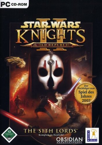 Star Wars - Knights of the Old Republic 2: The Sith (Star Knight Wars)