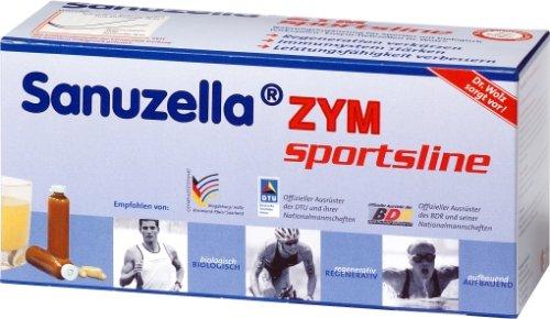 Dr. Wolz Sanuzella ZYM sportsline, 14x 20ml Ampullen + 14 Kapseln