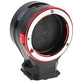 Peak Design Lens Kit für Nikon F - Doppel-Objektivhalterung für Capture(Pro) Camera Clip Kameraclip und Slide (Lite) oder Leash Kameragurt