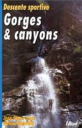 Descente sportive de gorges et canyons