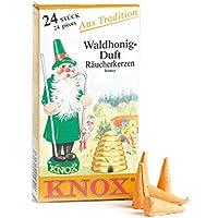 Unbekannt Sigro Knox Brenner Forest Honig Räucherkegel, orange, 30x 30x 30cm preisvergleich bei billige-tabletten.eu