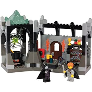 LEGO - Juego de construcción para niños Harry Potter 6
