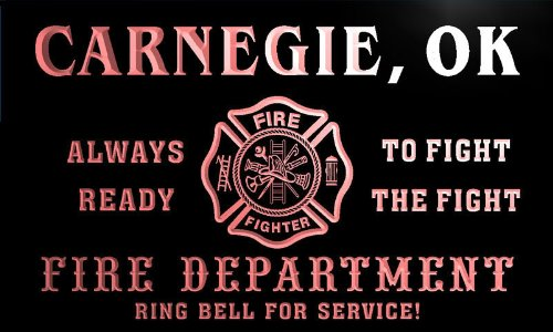 qy63876-r-fire-dept-carnegie-ok-oklahoma-firefighter-neon-sign