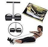 #9: Sauna Slim Belt-Waist Trimmer-Abs Exerciser-Body Toner-Fat Buster- Multipurpose Fitness Equipment for Men and Women