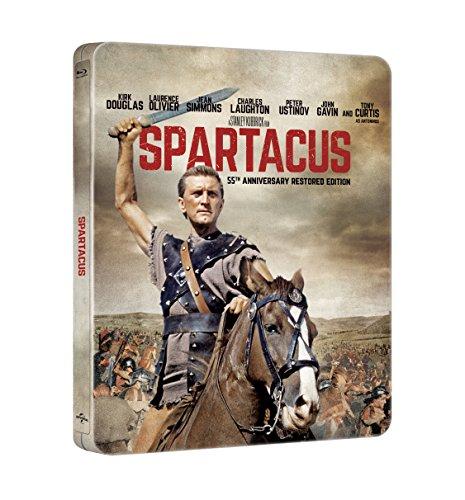 Preisvergleich Produktbild Spartacus (Limited Steelbook 55 Anniversary - 4K Edition) (Blu-Ray)