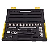 Stanley 189035 24-Piece 3/8 Drive Metric...