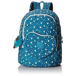 518MG45FGBL. SS300  - Kipling - HEART BACKPACK - Mochila para niños - Jeans True Blue - (Azul)