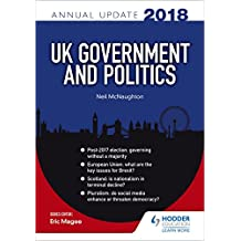UK Government & Politics Annual Update 2018