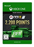 FIFA 18 Ultimate Team - 2200 FIFA Points | Xbox One - Download Code