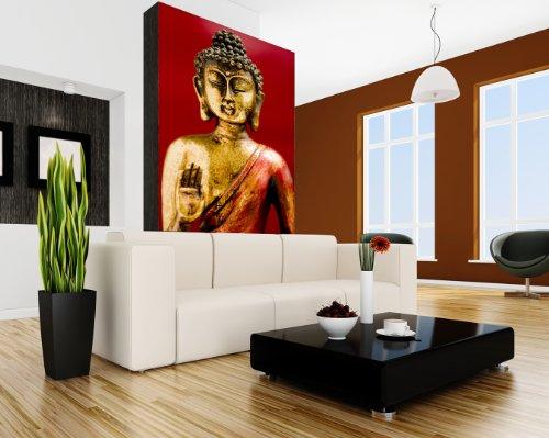 """Bilderdepot24 Fotomural """"Buda III"""" 65×100 cm – Papel tejido-no tejido. Fotomurales – Papel pintado – la fabricación made in Germany!"""