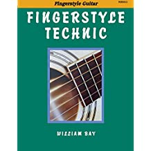 Fingerstyle Technic (English Edition)