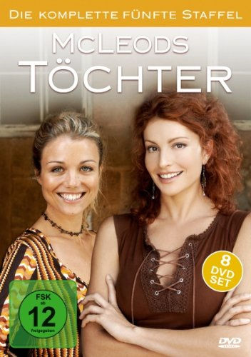 Staffel 5 (8 DVDs)