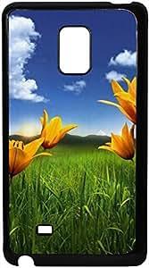 FCS Printed 2D Designer Hard Back Case For Samsung Galaxy Note Edge