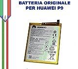 Batterie pile d'origine Huawei P9hb366481ecw eva-l092900mAh OEM interne bulk