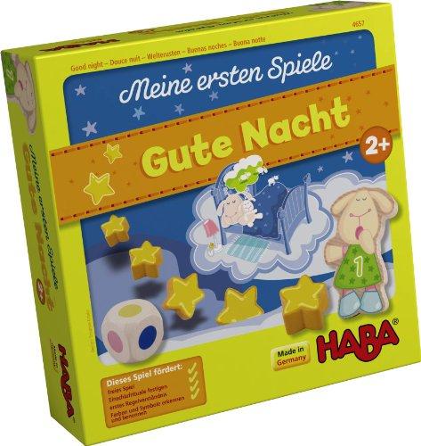 Haba 4657 - Meine ersten Spiele - Gute Nacht