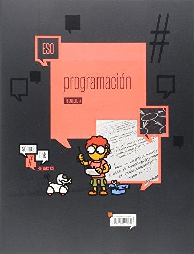 Tecnologia 8 ESO - Programación (SomosLink) - 9788414001165