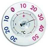 TFA Dostmann Twatcher XL 14.6014 Termometro da Finestra