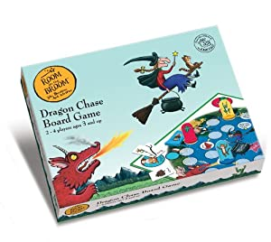 Room On The Broom Dragon Chase Boardgame