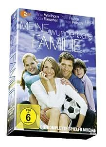 Meine wunderbare Familie - die komplette Serie [4 DVDs]