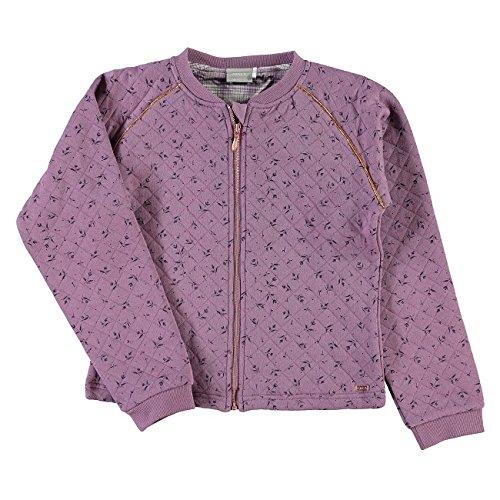 Name It Liquilt LS Sweat Cardigan Grapeade 13118886 Kids-146-152