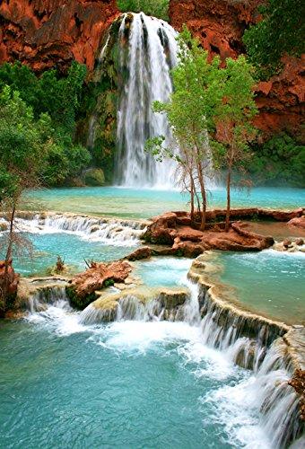 Fototapete Fototapete Wasserfall