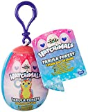 Hatchimals 2.5'' Fabula Forrest Mystery Clip-on Plush in Egg
