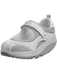 Skechers Shape-ups Sleek Fit - Zapatillas tonificadoras estilo merceditas para mujer