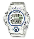 Montre Femme Casio Baby-G BG-6903-7DER, Multicolore (Weiß/Blau)
