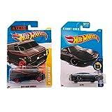 Hot Wheels A Team Van & K.I.T.T 2011 New Models & HW Screen Time Pack 2