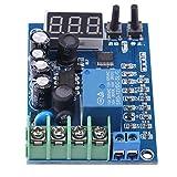 Laderegler-Modul mit einstellbarem BMS für automatische Ladebatterie 3.7-96V 10A(Ohne Gehäuse)