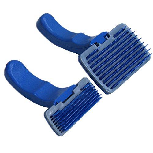 Nasis Hund/ Katze Haarbürste Kamm Haarentfernung Kamm AL9027 (S)