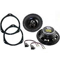 Lautsprecher Fiat Ducato/Citroen Jumper 2Weg 120Watt–16,5cm Bevor hat-parleurs