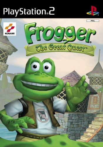 Frogger - The Great Quest (Frogger Playstation)