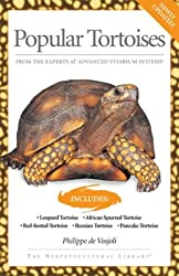 Popular Tortoises (Herpetocultural Library)